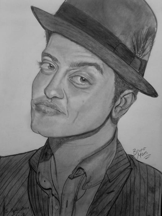 Bruno Mars par BillieJean